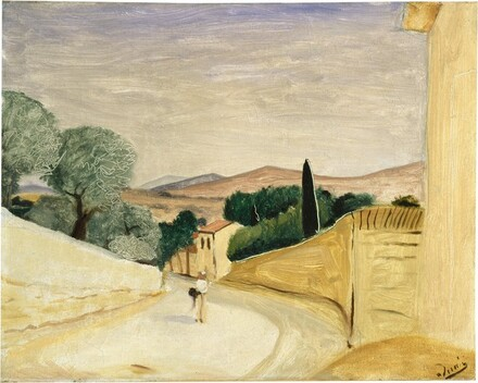 Road in Provence