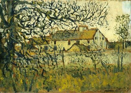 Landscape, Pierrefitte