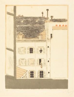 House in the Courtyard (Maison dans la cour)