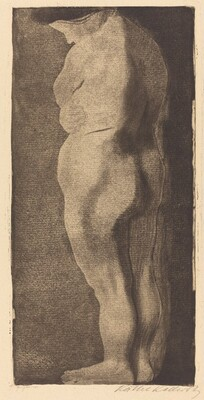 Female Nude (Frauenakt)