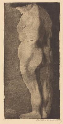 Female Nude (Frauenakt)