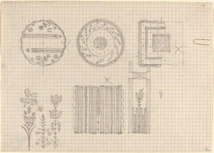 Designs for Plates and Other Ornamental Sketches