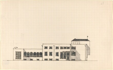 Elevation of a Building