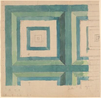 Geometric Design (Square Forms)