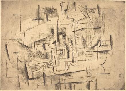 Cubist Still Life No.2