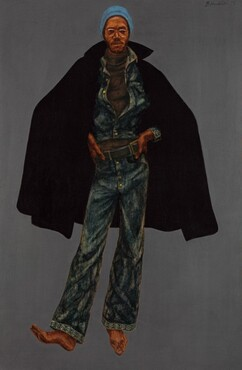 Barkley Leonnard Hendricks, George Jules Taylor, 19721972