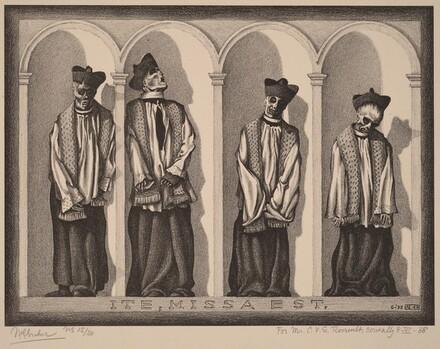 Mummified Priests in Gangi, Sicily