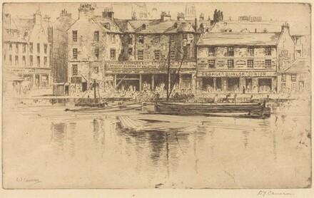 Old Houses, Greenock