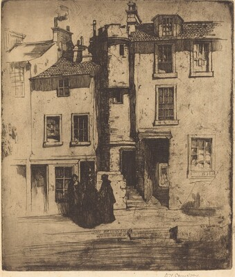 Old Houses, Stirling