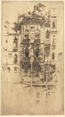 A Venetian Palace