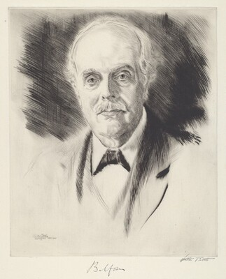 The Right Honorable Arthur James Balfour