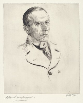 Admiral Sir Ernle Chatfield, British Navy