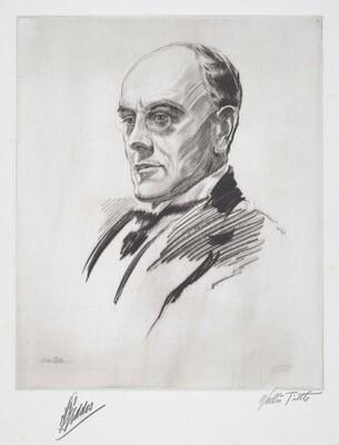 Sir Auckland Geddes, British Ambassador to the United States