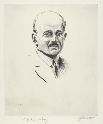 Sir Maurice Hankey, Secretary to the British Cabinet