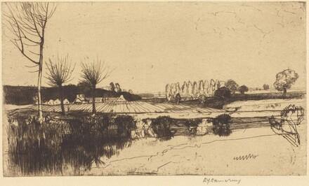 The Lea, near Ryehouse