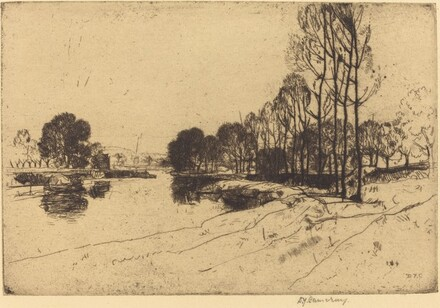 The Lea, near Ware