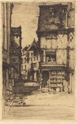 Old Saumur
