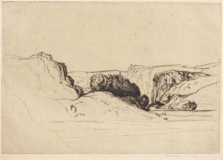 The Valley (or Glencrutten)