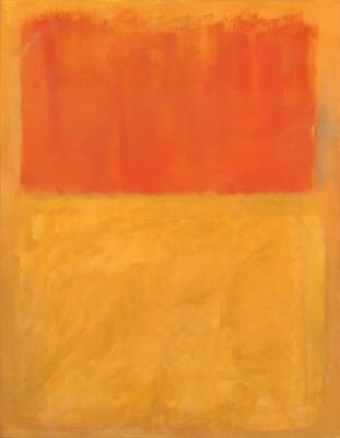 Orange and Tan