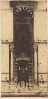 The Mosque Doorway