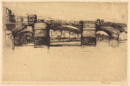 Old Bridge, Whitby