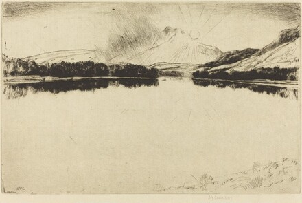 Lake of Menteith, No. II