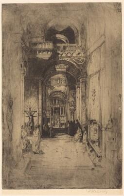 Saint Mark's Venice, No. 1