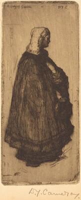 A Lady of Genoa