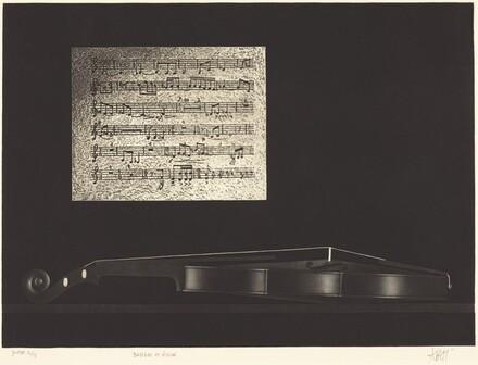 Ballade et Violin