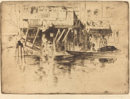 The Market Boat