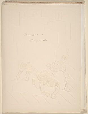 Omaggio a Braccelli (Title Folder)