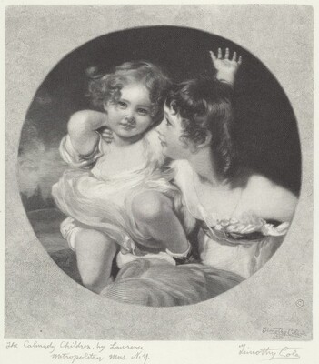 The Calmady Children