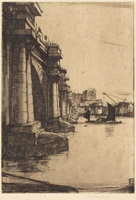 Waterloo Bridge, No. 2