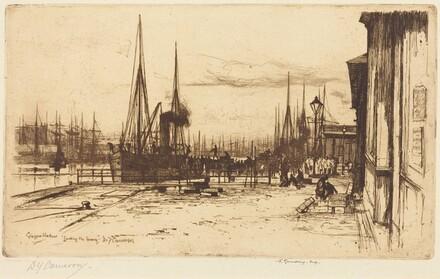 Glasgow Harbor