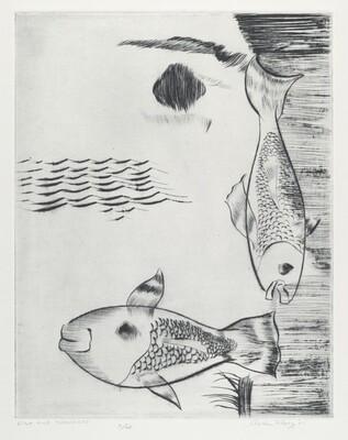 Fish and Moonlight