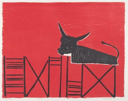 Penned Bull