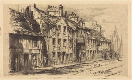 Bishop Street, Anderston