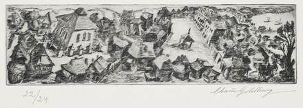 The Little Houses (Les petits maisons)