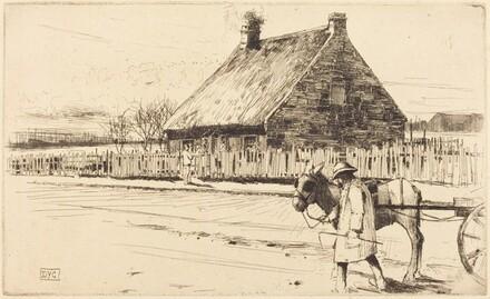 Granny Gibb's Cottage, Partick, No.2