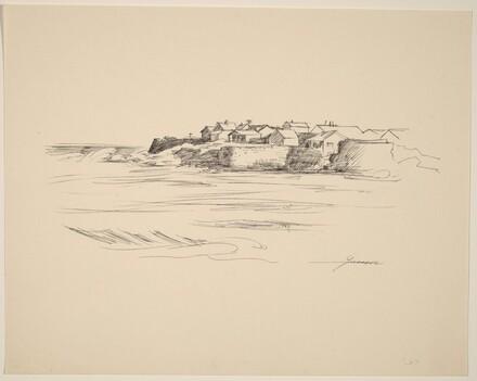 Ocean Front Houses