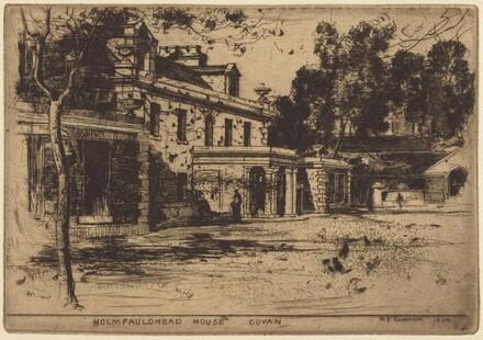 Holmfauldhead House, Govan