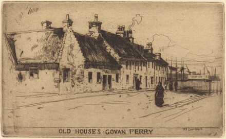 Old Houses, Govan Ferry