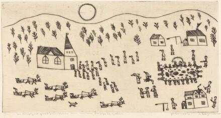 Folk Scene: Village Fete