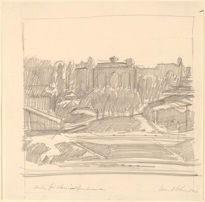 Study for Classical Landscape