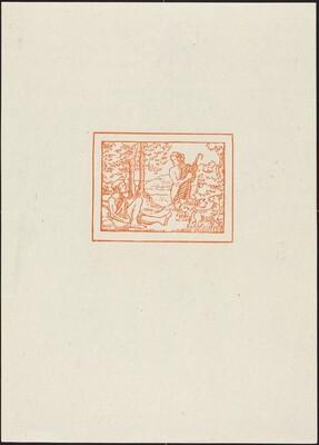 First Eclogue: Meliboeus and Tityrus (Melibeet Tityre)