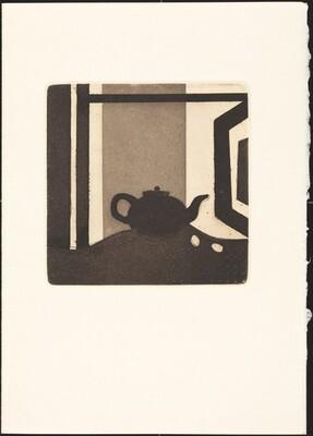 Best Wishes for 1975 from La Galerie Sagot-Le-Garrec