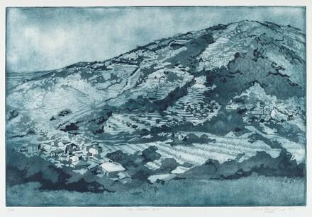 An Italian Hill