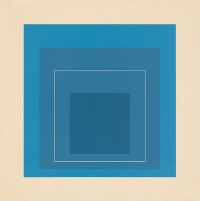 White Line Square XIII