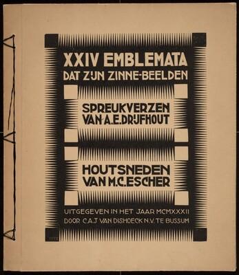 XXIV Emblemata dat zijn zinne-beelden