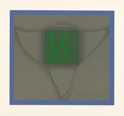 Figure in Green
